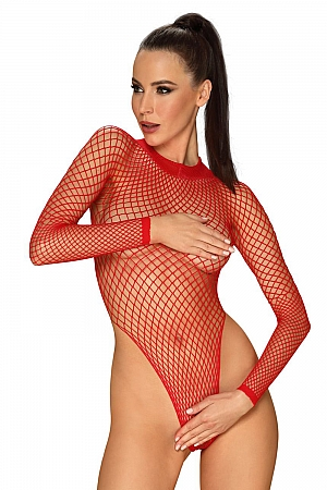 Obsessive B126 Body - czerwony