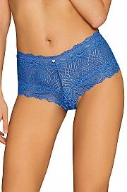 Obsessive Bluellia shorties - niebieski