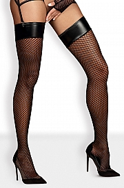 kabaretka Obsessive Darkie stockings - foto