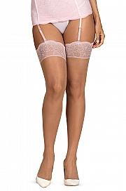 Klasyczne Obsessive Girlly stockings - foto