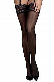 Klasyczne Obsessive Mixty stockings - foto