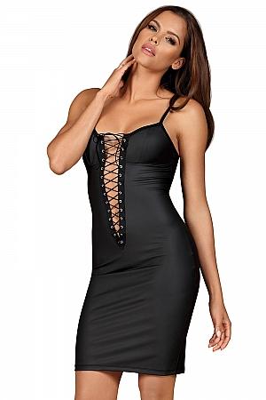 koszulka+stringi Obsessive Redella dress