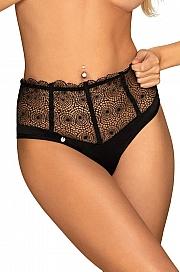 Obsessive Sharlotte panties - czarny