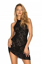 Obsessive Softily chemise - czarny
