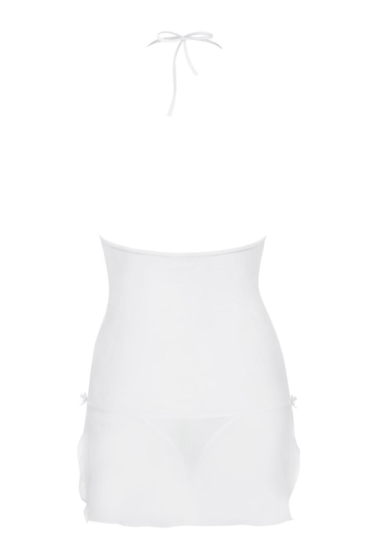 Komplet Obsessive koszulka+stringi Bisquitta chemise - zoom