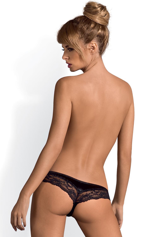 Figi Obsessive Blackbella panties - zoom