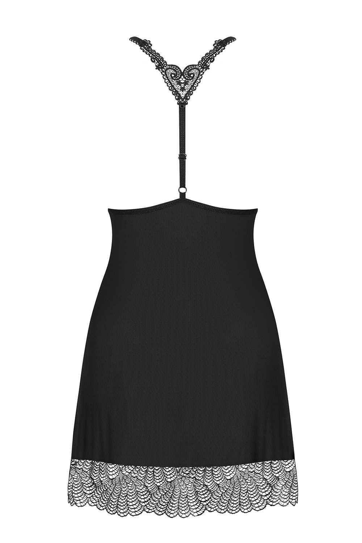 koszulka+stringi Obsessive Chiccanta chemise - zoom