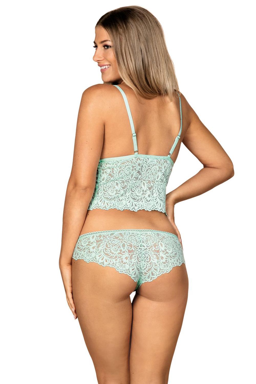 komplet Obsessive Delicanta top & panties - zoom