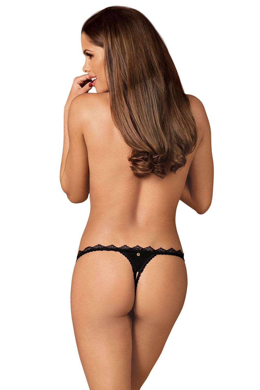 Stringi Obsessive Lolitte crotchless thong