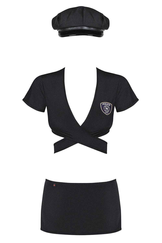 kostium Obsessive Police uniform - zoom