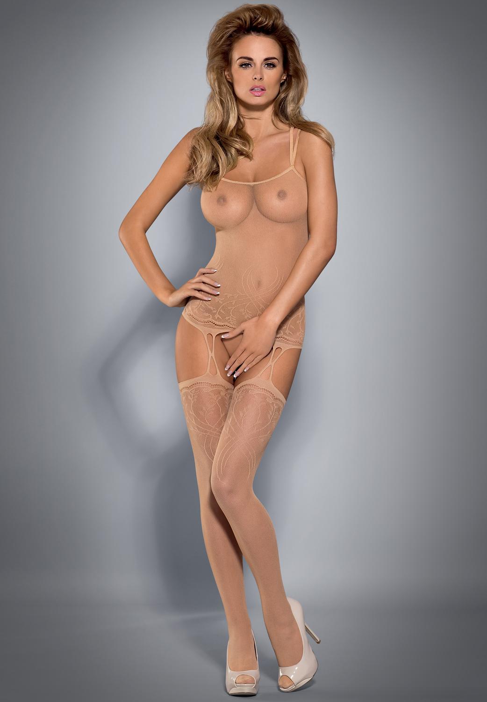 F206 Nude - bodystocking - Obsessive