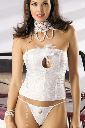 Mylove corset - komplet - Obsessive