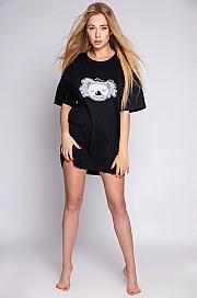 Sensis - Koszula Koala czarny