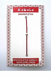 Bransoletka Kabała - Kulka - Aprilio Jewelery