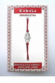 Bransoletka Kabała - Ręka Fatimy - Aprilio Jewelery