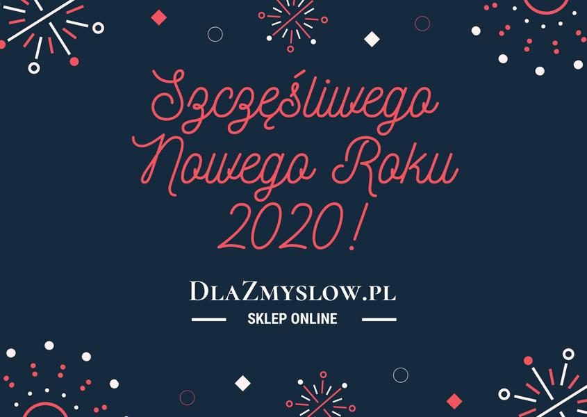Szczęśliwego Nowego Roku 2020 ❄ Happy New Year 2020