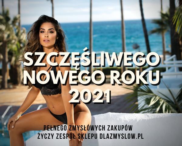 Szczęśliwego Nowego Roku 2021 - Dlazmyslow.pl