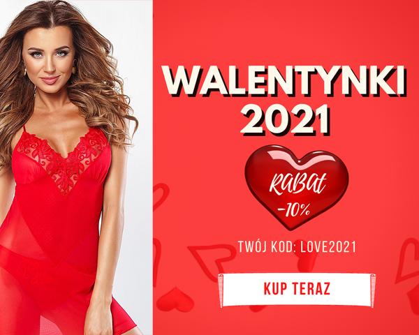 Bielizna na Walentynki 2021- Dlazmyslow.pl